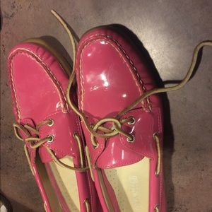 sperrys size 9 excellent condition
